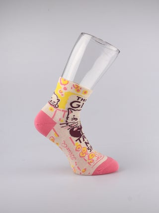 Ankle Socks - Girl Takes No Shit