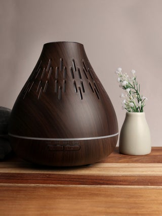 Aroma Diffuser Dark Wood Grain