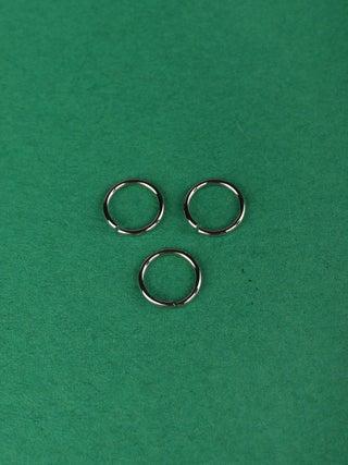 B7 Steel Split Ring- 0.8 x8mm