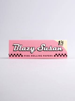 Blazy Susan Pink Papers 1 1/4