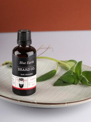 Blue Earth Beard Oil
