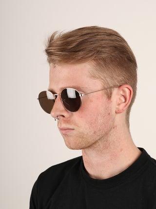Brandon Wireframe Sunglasses
