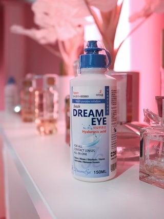 Contact Lens Solution Dream Eye