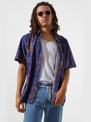 Depp - Hemp Short Sleeve Shirt