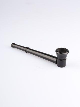 Ebony Wood Medium Long Pipe
