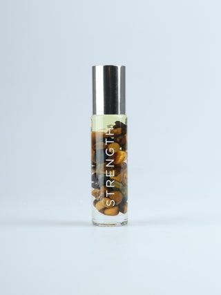 Essential Oil Crystal Roller Blends