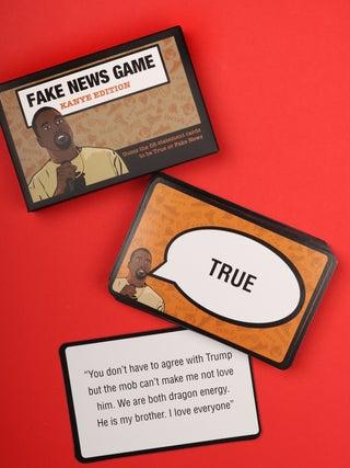 Fake News Game Kanye