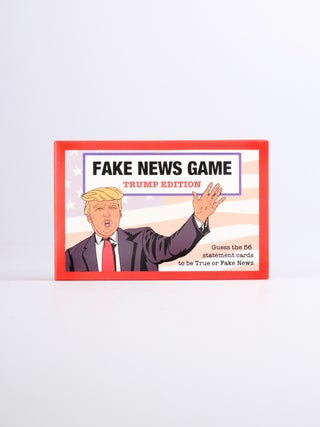 Fake News Game Trump