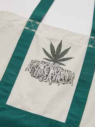For The People - Hemp Tote Bag