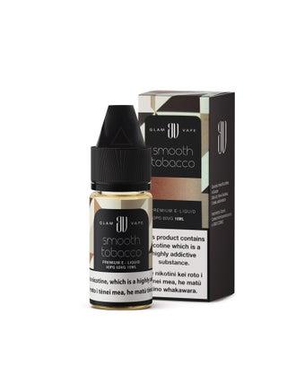 Glam Vape Smooth Tobacco 10mL Nic Salts