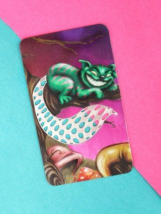 Grinder Card:Cheshire Cat Grinderland