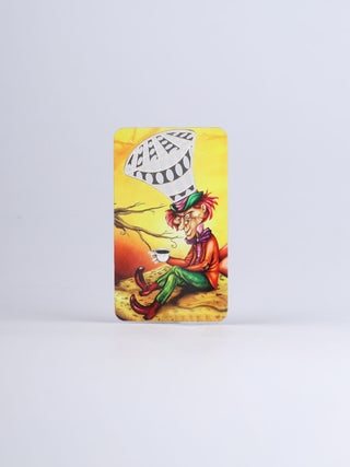 Grinder Card:Mad Hatter in Grinderland