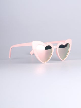Heart Cateye Sunglasses