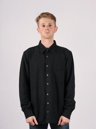 Hemp Viscose Shirt
