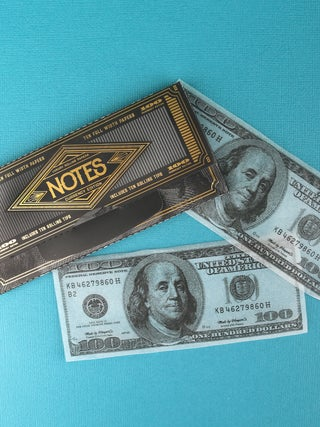 Hemper Notes Rolling Papers 10pc