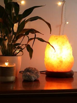 Himalayan Rock Aroma Salt Lamp