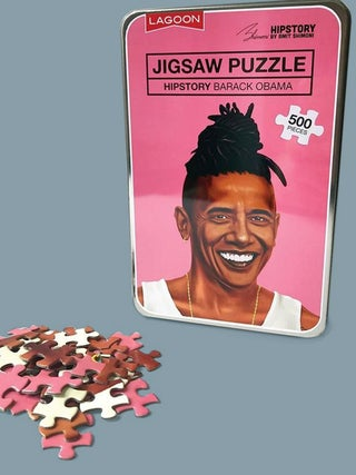Hipstory Jigsaw Puzzle