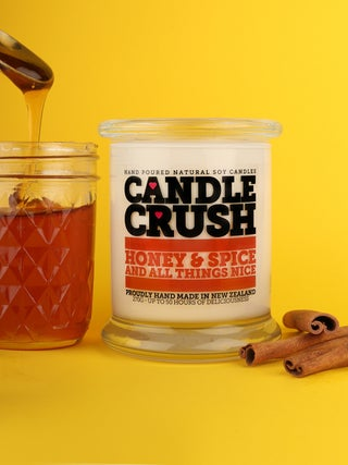 Honey & Spice and All Things Nice Candle