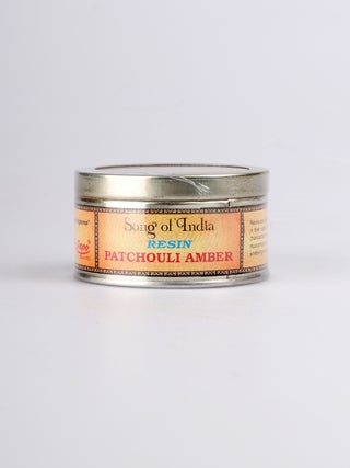 Incense Resin Patchouli Amber