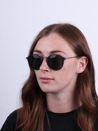 Indie Metal Bridge Wire Arm Sunglasses