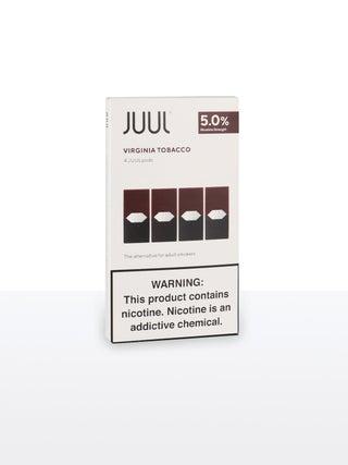 JUUL Virginia Tobacco Pod 4pc