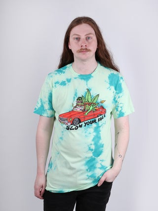 Killer Acid Slow Your Roll TD Tee