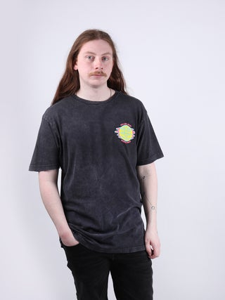 Killer Acid World Wide Acidwash Tee