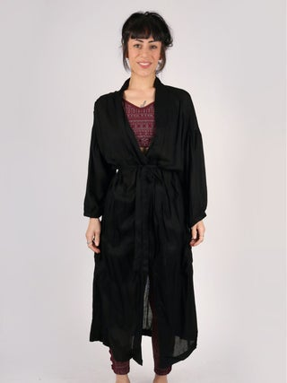 Long Duster Jacket