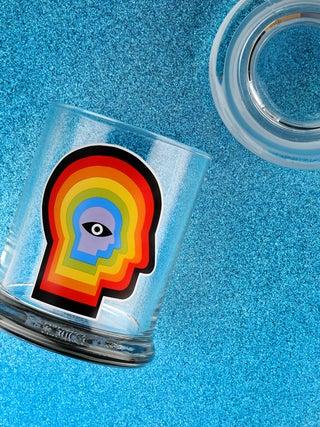 Medium Pop Top Rainbow Mind