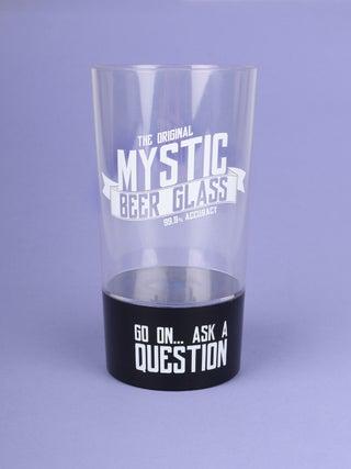 Mystic Beer Glass