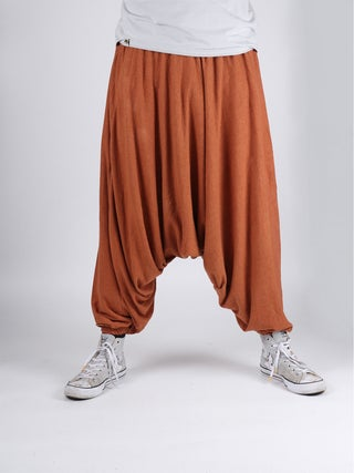 Organic Hemp Harem Pants