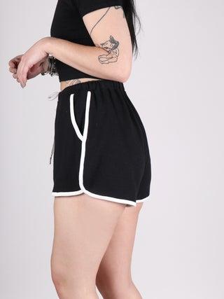 Organic Hemp Retro Shorts