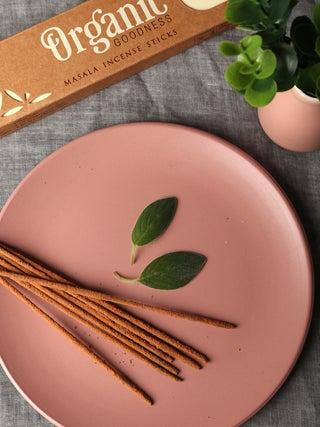 Organic Incense Jasmine