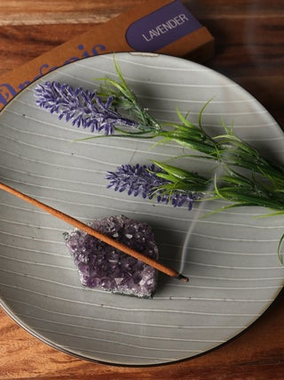Organic Incense Lavender