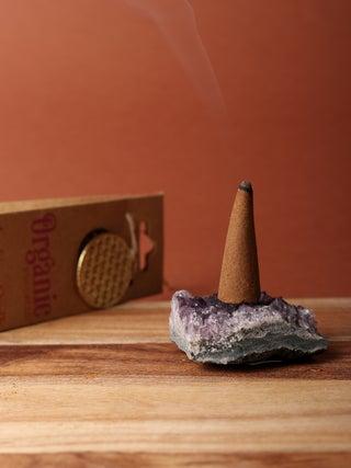 Organic Jumbo Cones - Arabian Oudh