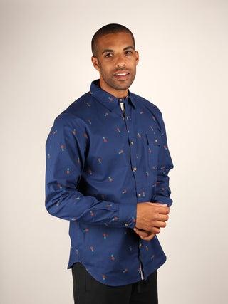 Pineapple L/S Shirt