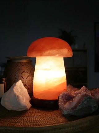 Salt Lamp Mushroom Shape