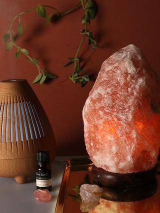 Salt Lamp Natural 3 - 5 KG