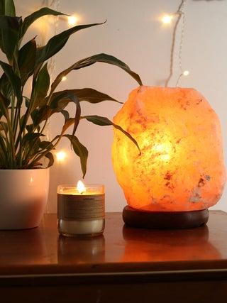 Salt Lamp Natural 5 - 7 KG