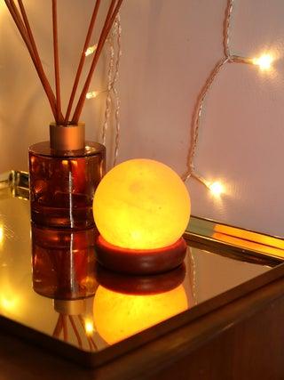 Salt Lamp USB Ball