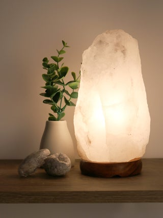 Salt Lamp White 2 - 3 KG