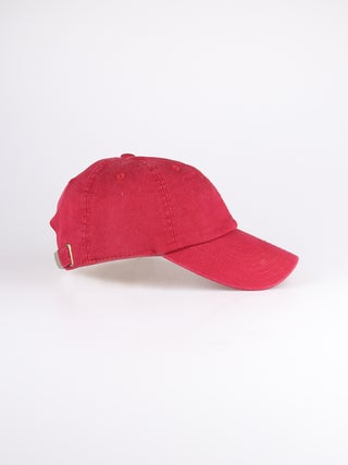 Stone Washed Cotton Cap