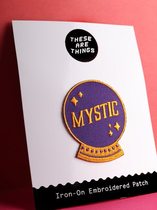 These Are Things Patch- Mystic