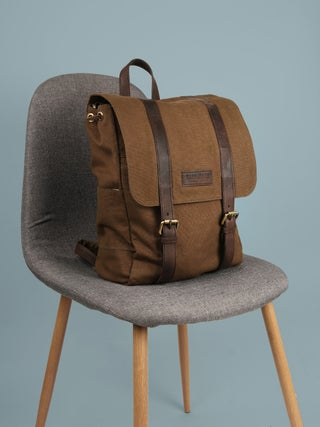 Trade Aid Canvas Backpack