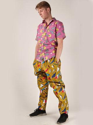 Unisex 80's Party Pants