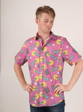 Unisex 80's Party Shirt