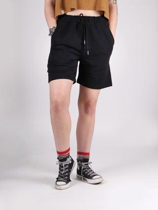 Unisex Organic Hemp Track Shorts