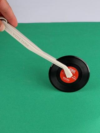 Vinyl Pizza Slicer