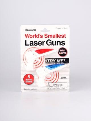 Worlds Smallest Laser Gun